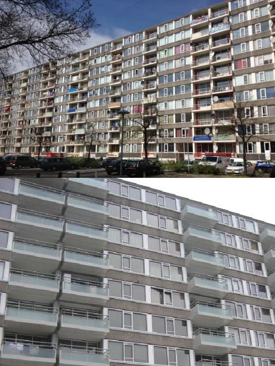 7794f4c321b4 Renovatie 174 woningen Ankaradreef