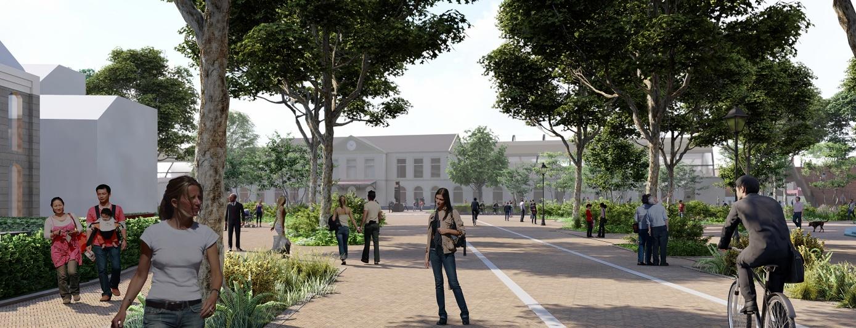 Zwolle krijgt advies van Expertteam Woningbouw over Spoorzone